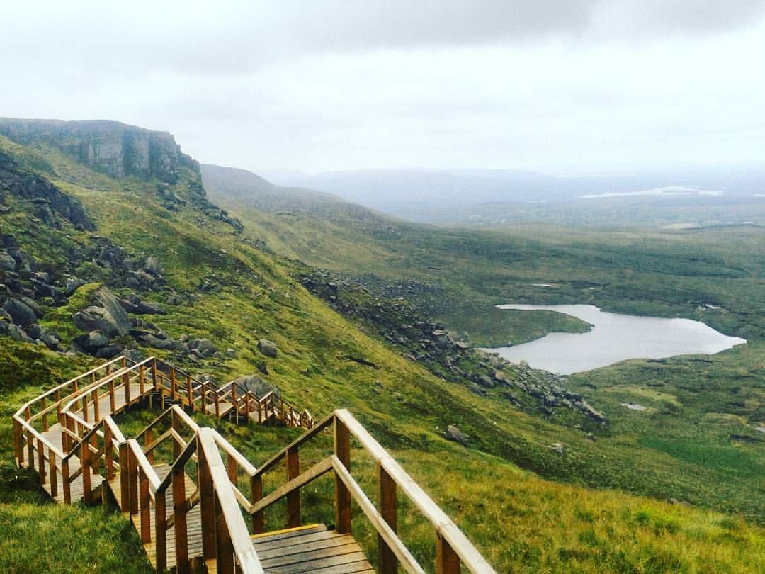 The Cuilcagh Legnabrocky Trail - Damon Vickers