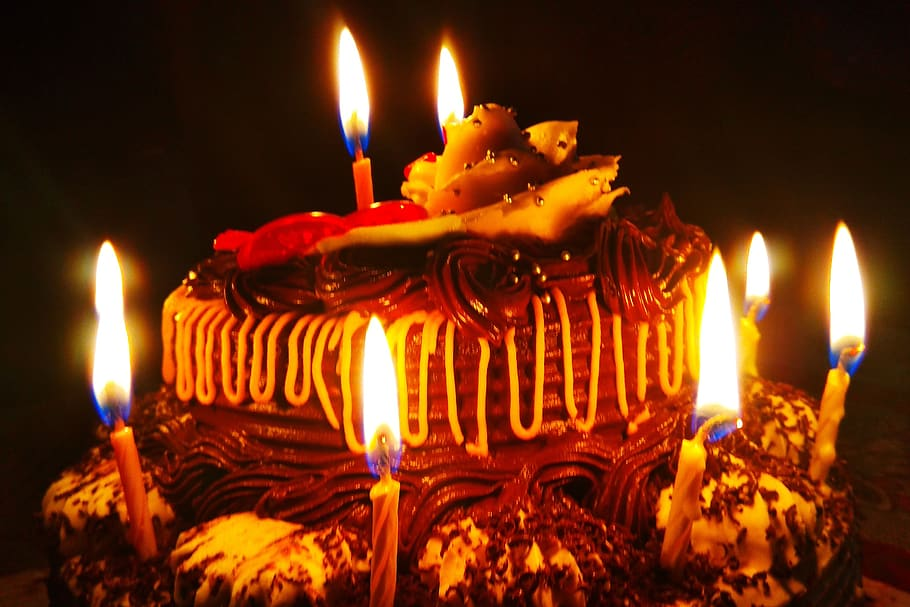 Enjoy the Appetizingness of Healthy Cake