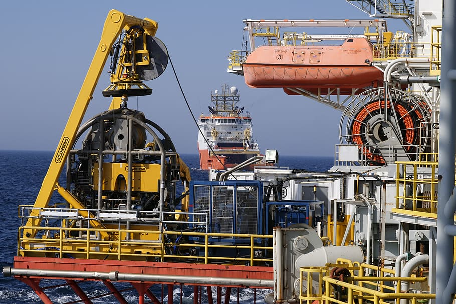 5 Latest Oil and Gas Production Technologies