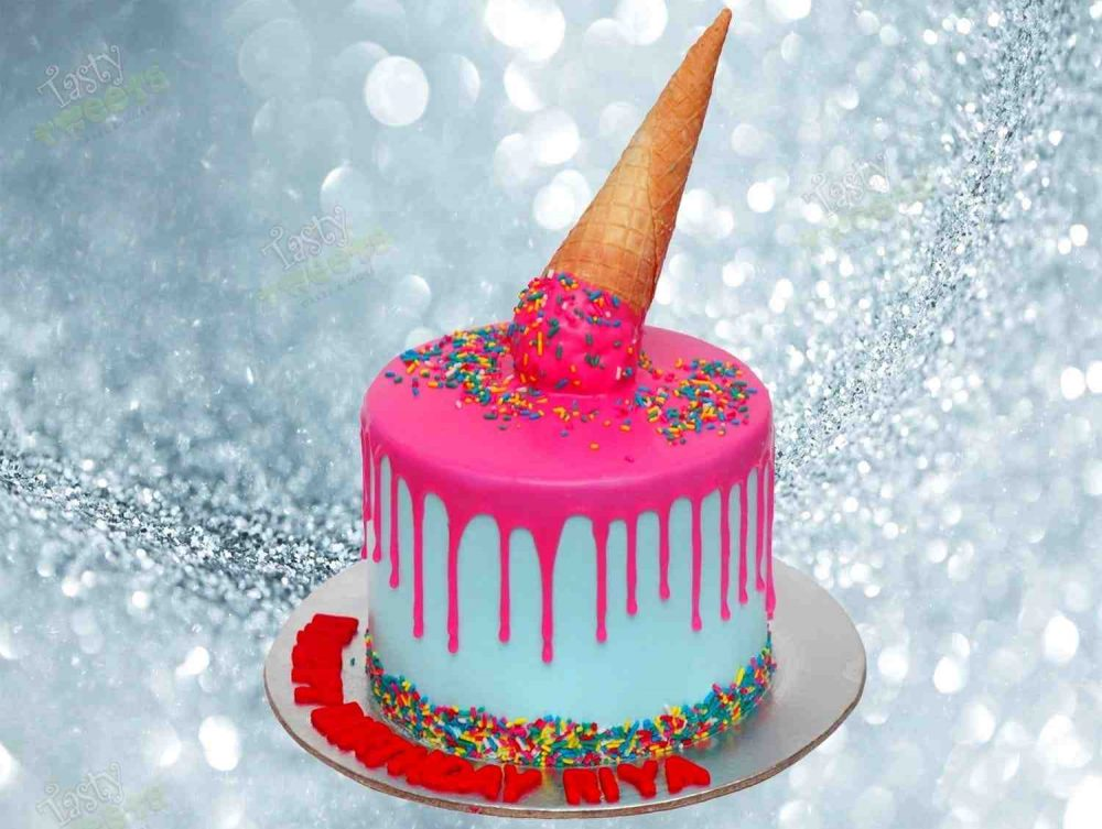 Delectable Eggless Cakes which will Satiate your Taste Buds