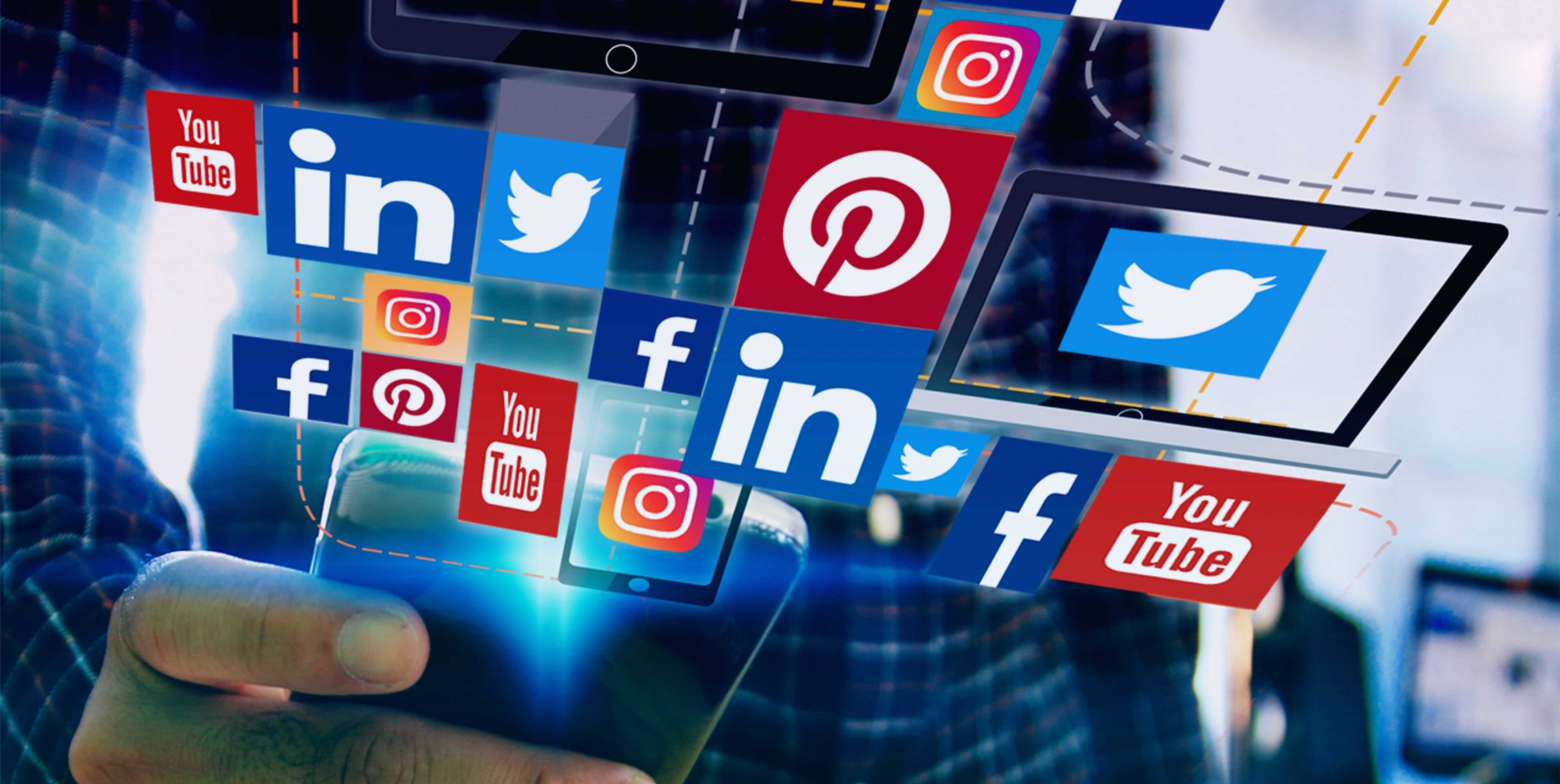 social media building blocks
