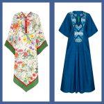 how to wear a kaftan