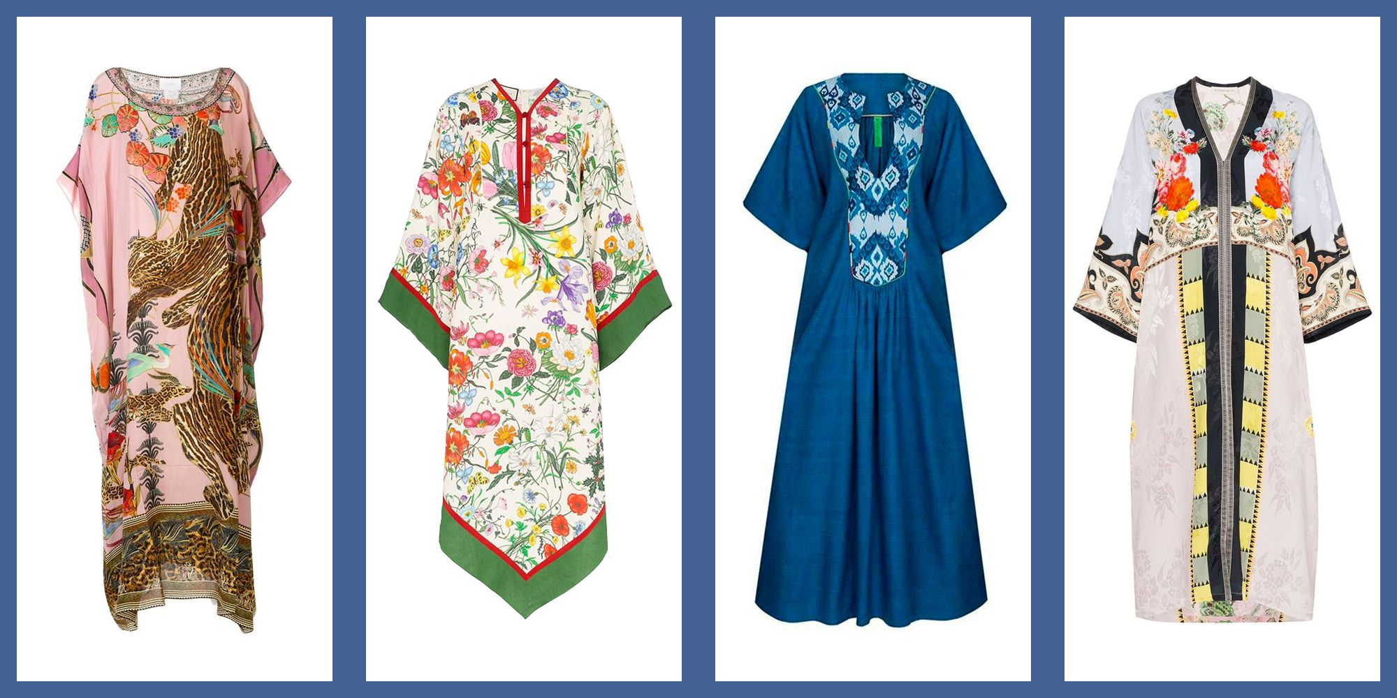 More Than a Cover-Up: Cool Ways to Wear and Glam Up Your Kaftan