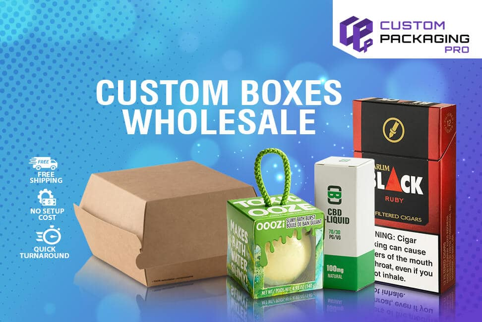 Figure out your Flaws in Customized Boxes Wholesale