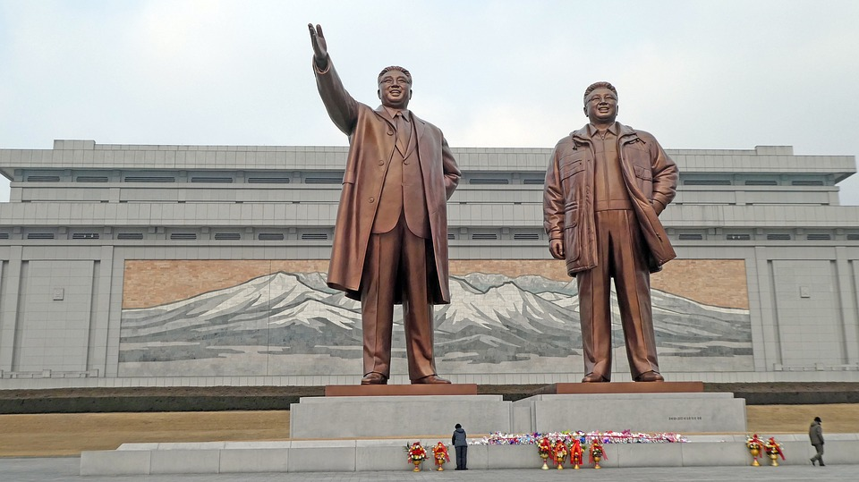 Rules of taking Pictures in North Korea