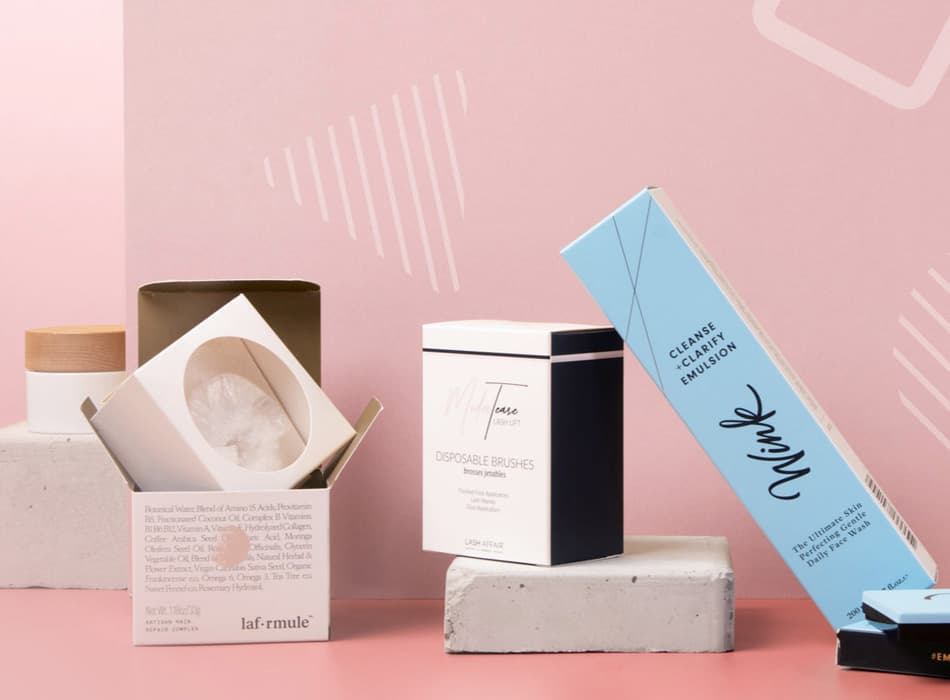 Importance of Attractive Cosmetic Product Packaging in Increasing Sales.