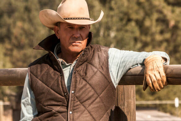 Fashion Advice from Yellowstone Begins with the John Dutton Cotton Vest